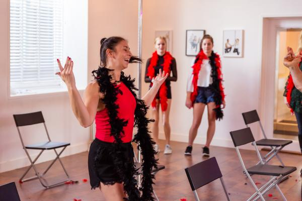 Workshop Burlesque in Zoetermeer