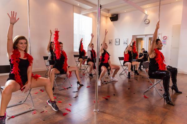 Workshop Burlesque in Zoetermeer